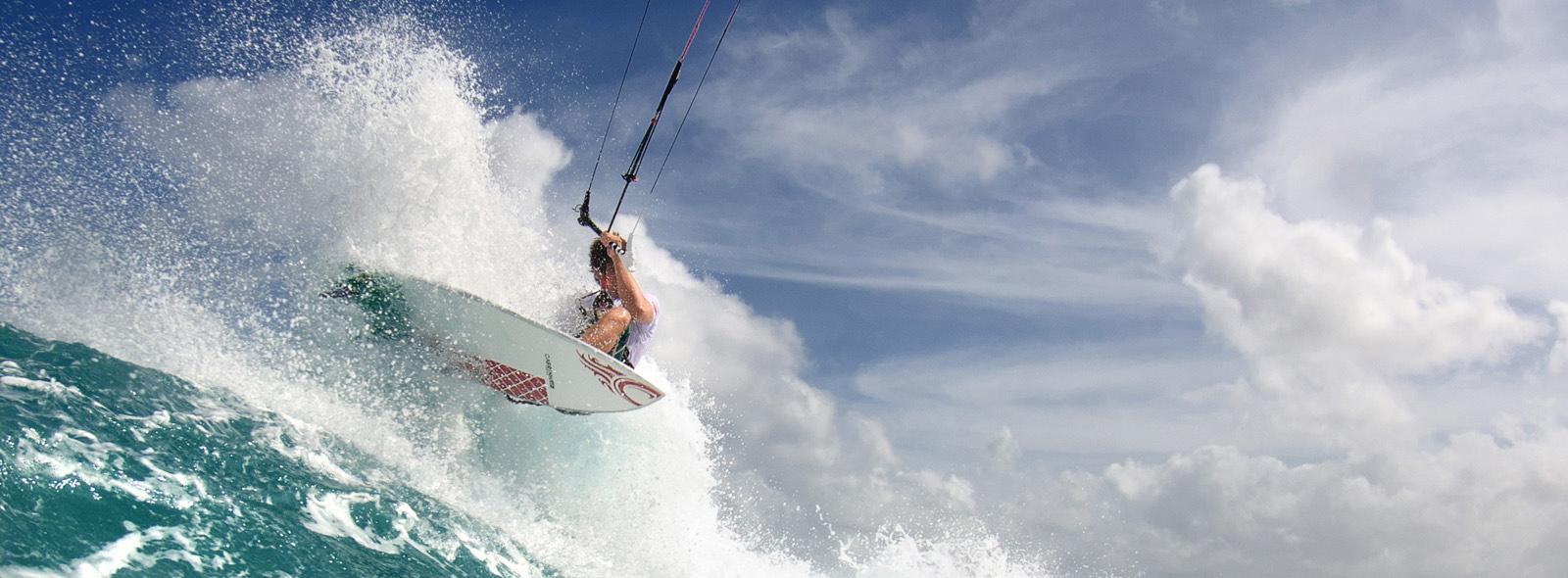 kitesurfing usato