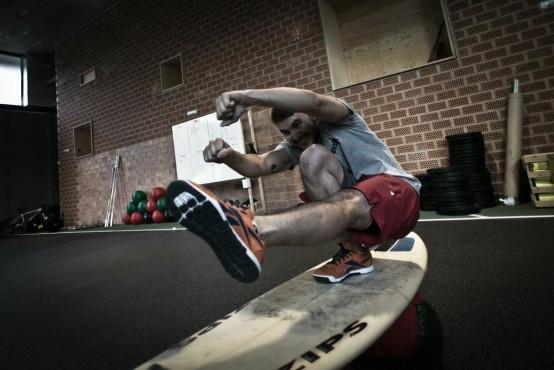 crossfit kitesurf windsurf