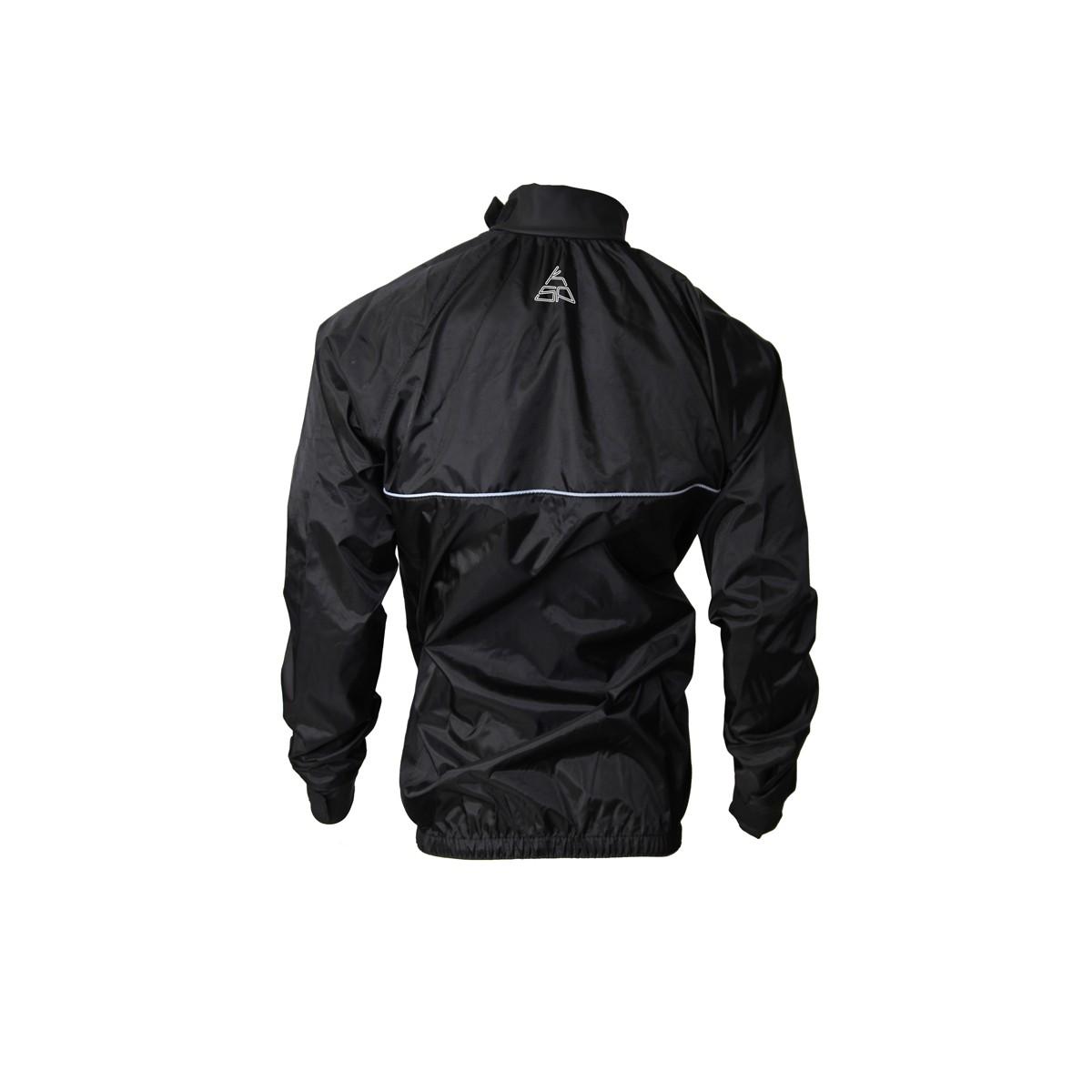 Retro della giacca
