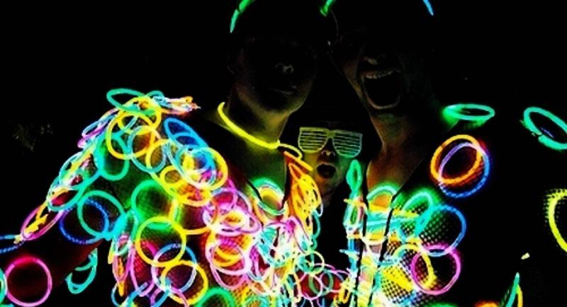 bastoncini fluorescenti