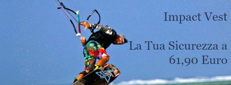 impact vest giubotto ksp kitesurf windsurf surf sup