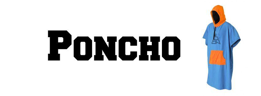 poncho kitesurf windsurf surf sup