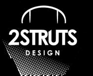 2 struts design