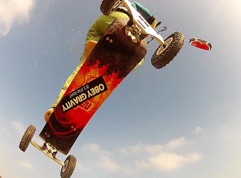 mountainboard kite la guida definitiva per questo sport