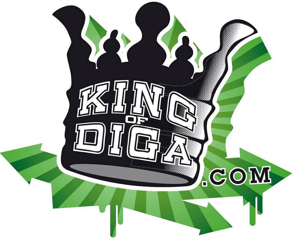 king of diga