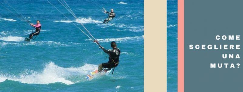 muta kitesurf windsurf invernale 5mm 3mm