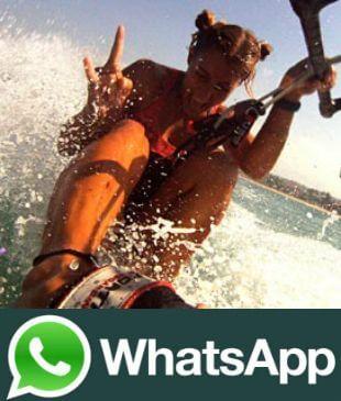 sottomarina kite meteo whatsapp