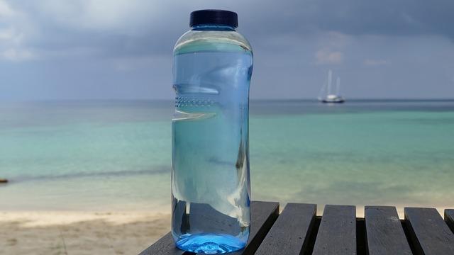 bottiglie riutilizzabili per acqua