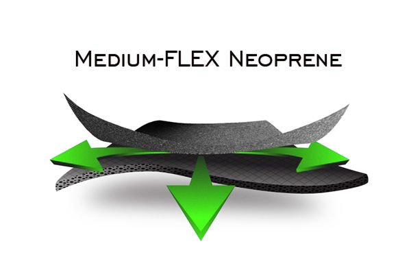 medium flex neoprene