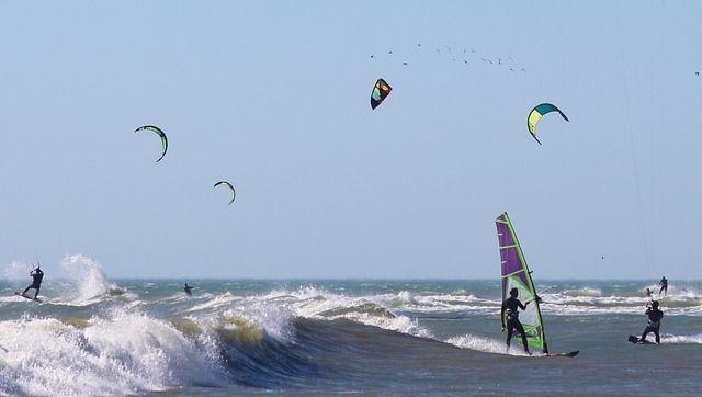 Iniziare a fare kitesurf