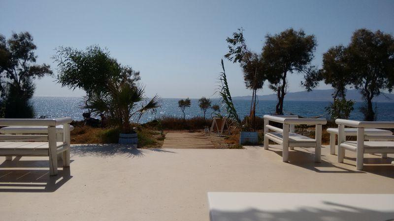 Dove fare kitesurf e windsurf a Naxos