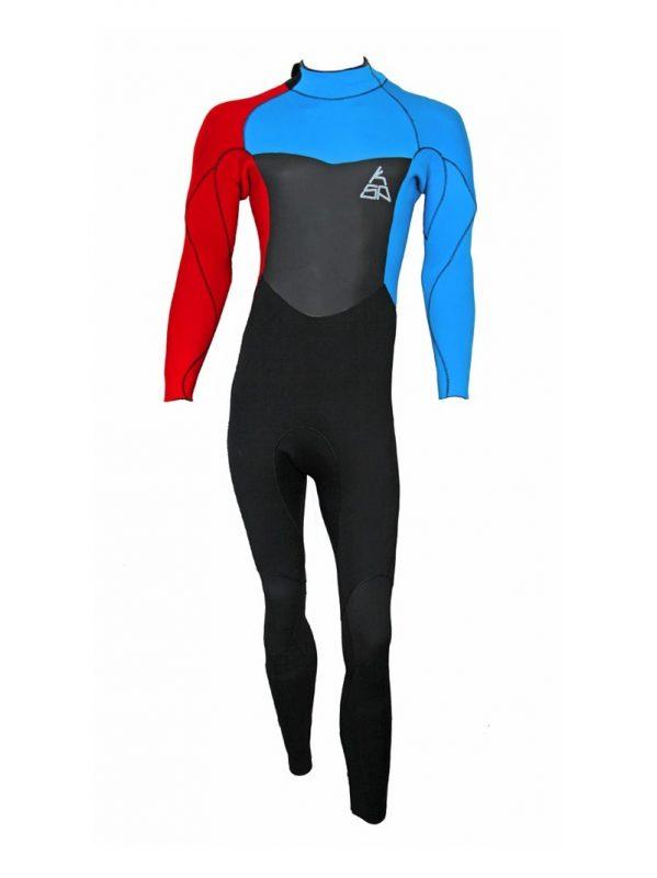 muta kitesurf e windsurf royal-pro-blu and red