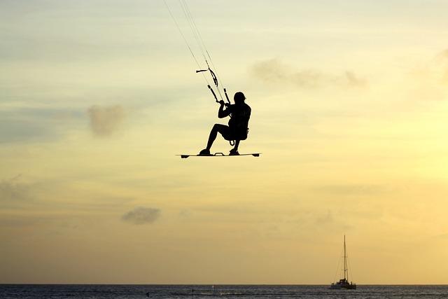 kitesurf freeride