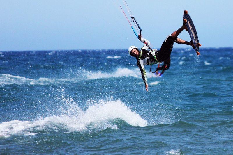 kitesurf sicurezza indicenti pericolo