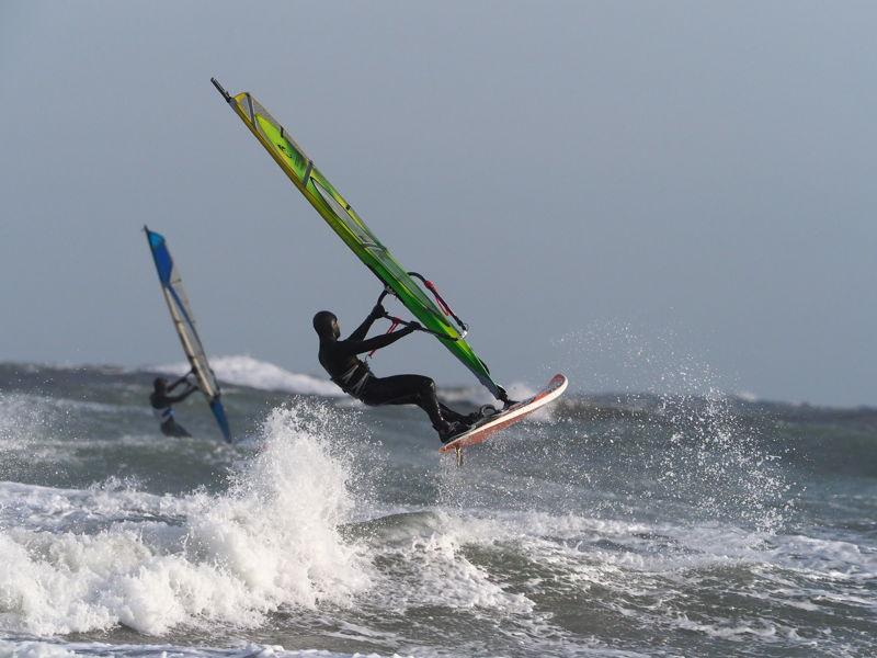 Foto windsurfing