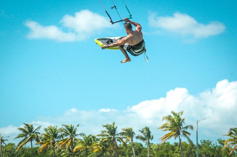 kiteboard gonfiabile