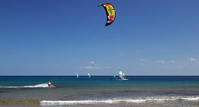 kitesurf principianti