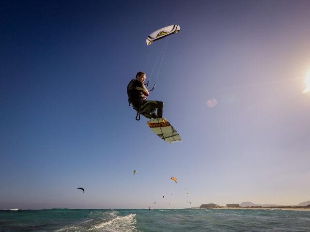 kitesurf attrezzatura