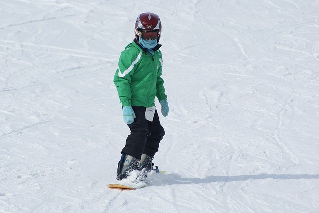 Come scegliere uno snowboard per un bambino