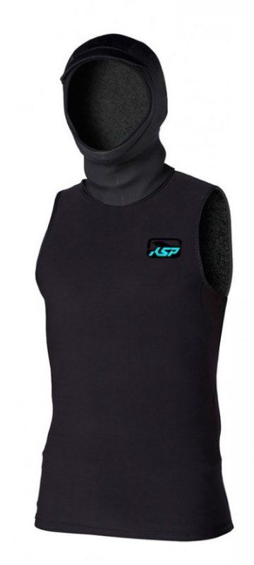Lycra kitesurf con cappuccio in neoprene Bipoly KSP Sports