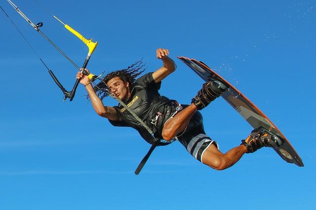corso kitesurf stagnone sicilia